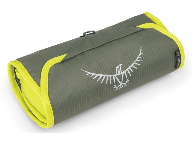 Osprey Wash Bag Roll, verde
